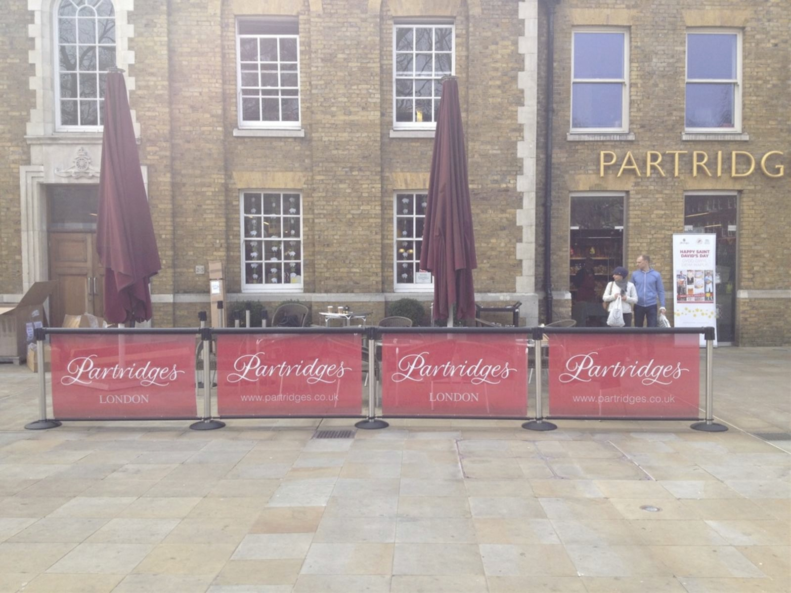 Partridges London