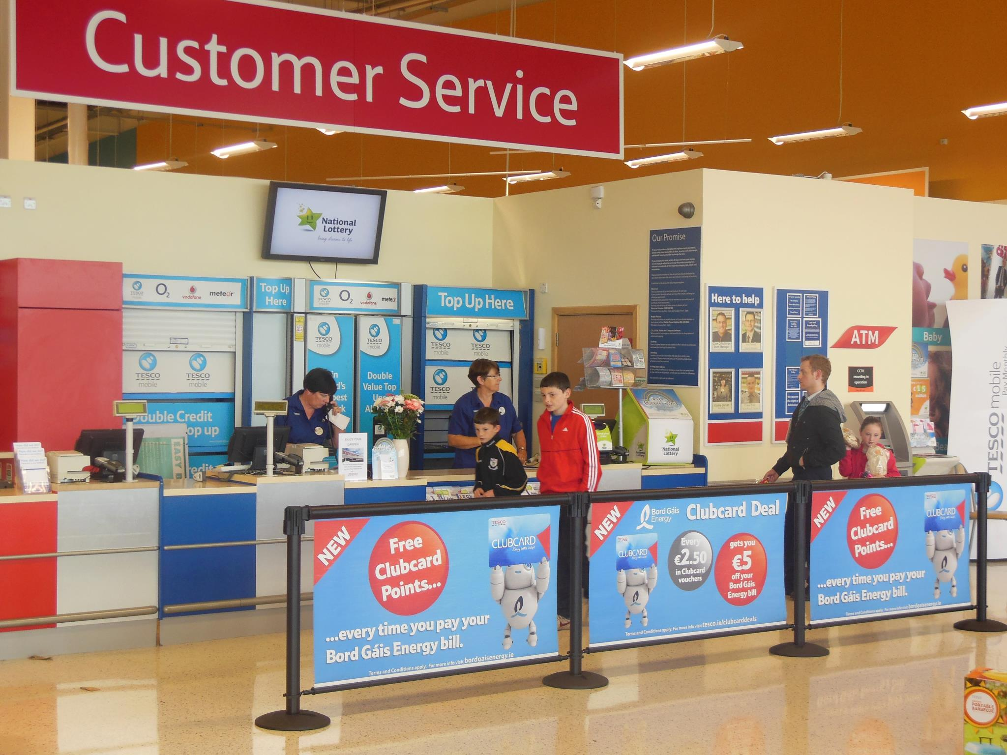 customer service tescos customer expectations essay Read this essay on tesco's marketing concept  (for example, their expectations of 24 / 7 customer service especially for online transactions),.