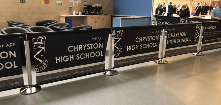North Lanarkshire Council – Chryston High
